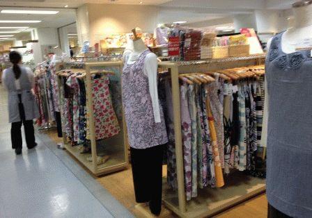 Что купить в Японии магазины одежды