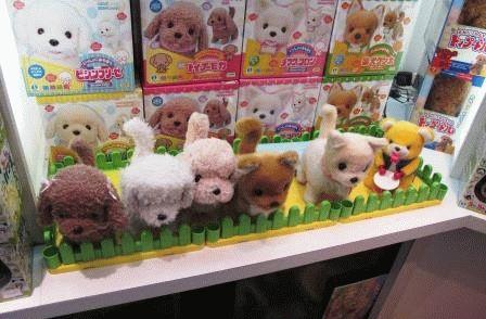 игрушки купить в Японии