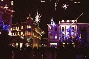 Зимние праздники Словении