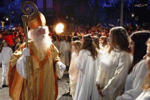 День Святого Николая в Словении фото