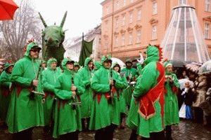 Любой праздник в Словении это настоящее чудо