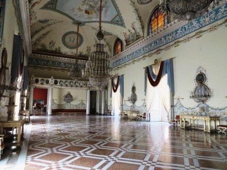 Museo di Capodimonte Музей Каподимонте Неаполь фото