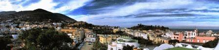 Искья (Италия) остров и город фото