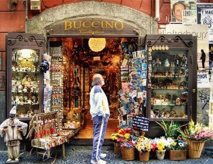 что купить в Неаполе фото шоппинг