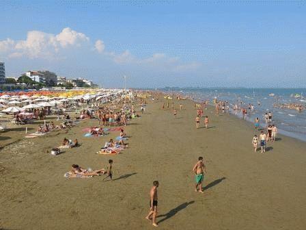 Пляж Линьяно фото