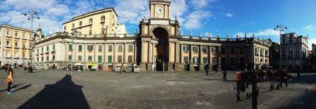 piazza dante Площадь Данте Неаполь фото