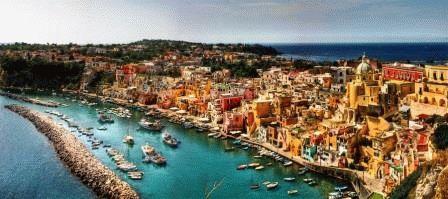 остров прочида италия как добраться