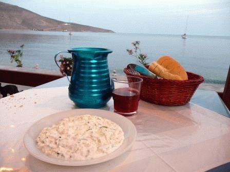 цацики национальное блюдо Греции фото