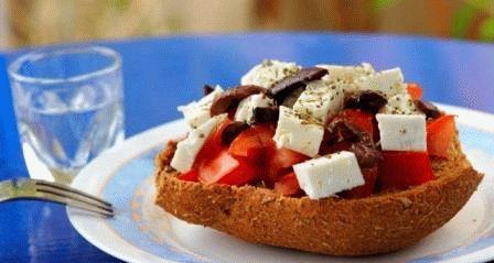 такос национальное блюдо Греции фото