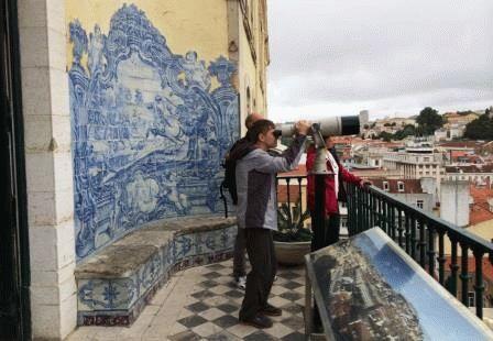 туристический лиссабон фото