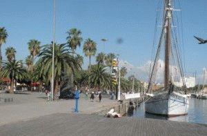 Июнь в Испании
