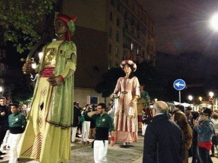 испания праздники в июне