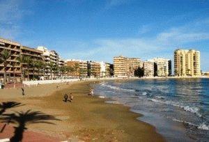 Торревьеха Испания фото