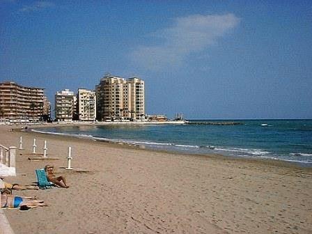 пляжи в Торревьехе фото