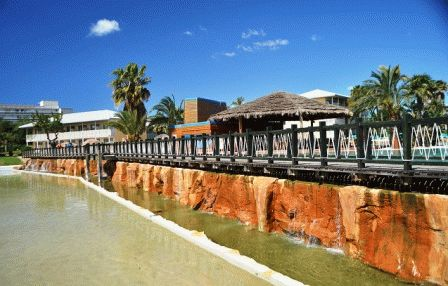 Hotel Caribe отель порт авентура