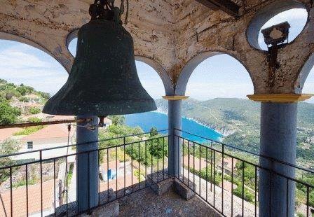 Остров Итака в Греции