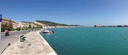 закинтос остров греция