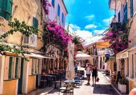 город гайос греция фото