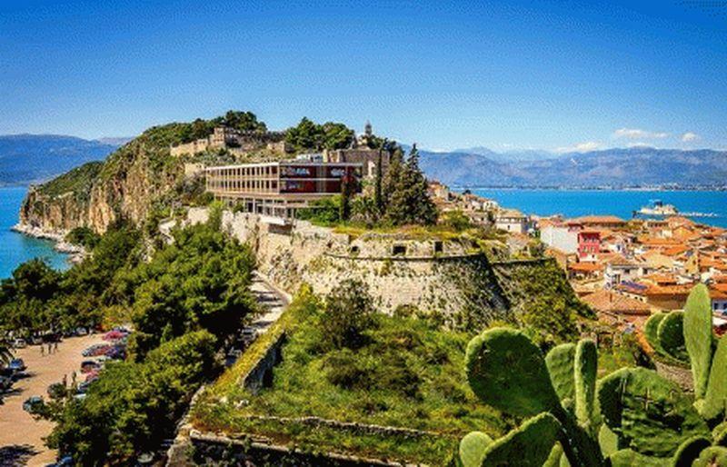 Крепость Акронафплиа