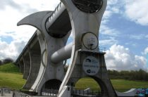 Колесо Фалкирк (Falkirk Wheel) в Шотландии – пример физики в действии!