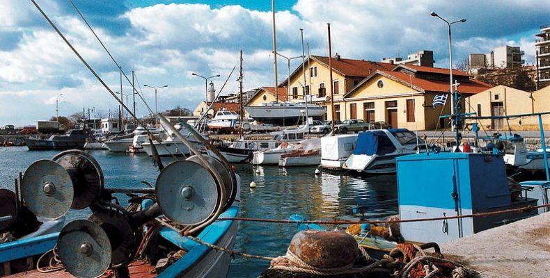 Достопримечательности и пляжи города Александруполис, Греция