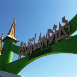 Парк Фиабиландия (Fiabilandia), Римини, Италия – сказочная страна