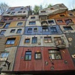 Дом Хундертвассера в Вене – архитектура, интересная детям