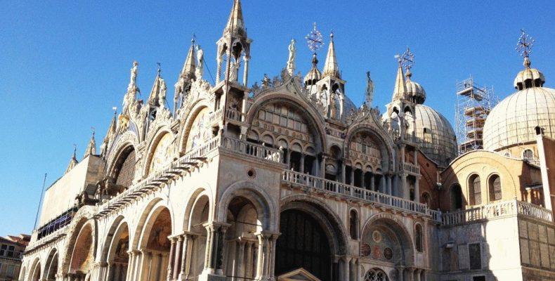 Собор Святого Марка в Венеции — фото