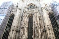 Дуомо в Милане – фото снаружи, смотровая площадка