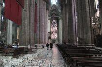 Миланский собор Дуомо – фото внутри