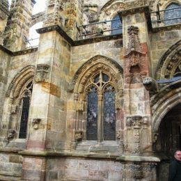 Часовня Рослин в Шотландии – легенды и фото