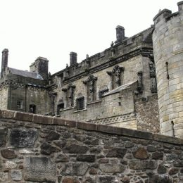 Замок Стирлинг (Stirling), Шотландия – история и фото