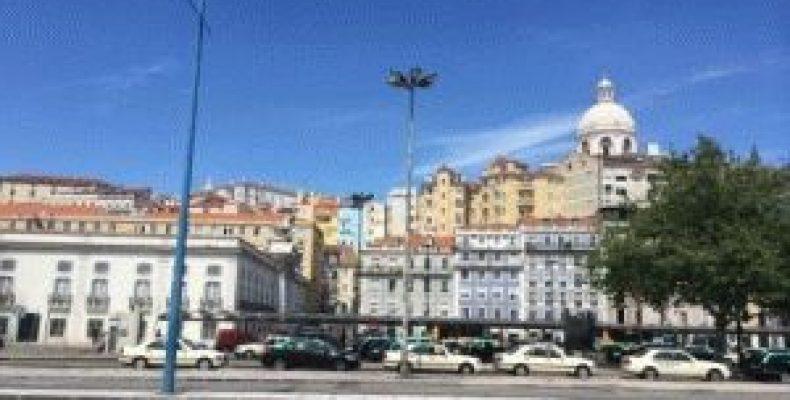Центр Лиссабона – районы Baixa, Chiado, Bairo Alto, Alfama и маршруты по ним