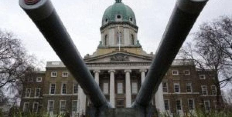 Имперский военный музей в Лондоне (Imperial War Museum London)