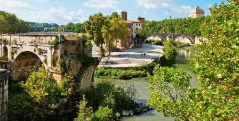 Река Тибр в Риме – путешествие по колыбели города