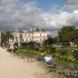 Люксембургский сад в Париже (Jardin du Luxembourg)