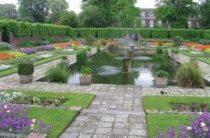 Кенсингтонские сады, Кенсингтонский дворец (Kensington Palace)
