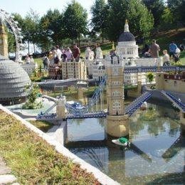 Леголенд в Лондоне (Legoland) – фото