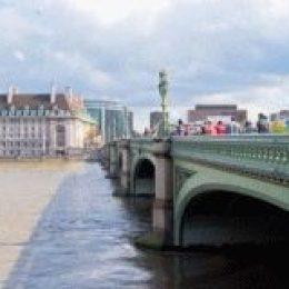 Мосты через Темзу в Лондоне: Миллениум, Вестминстерский, Ватерлоо