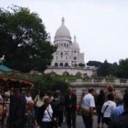Монмартр в Париже – достопримечательности, прогулка с детьми