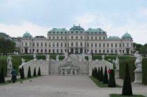 Дворец Бельведер в Вене (Palais Belvedere)