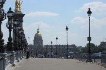 Мосты Парижа — Александра III, Менял, Новый мост