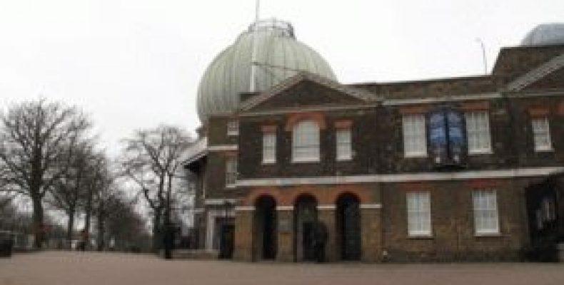 Королевская обсерватория в Гринвиче (Royal Observatory, Greenwich) и гринвичский меридиан