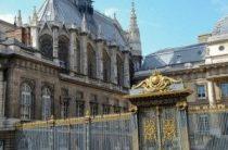 Часовня Сент-Шапель (Sainte Chapelle) в Париже