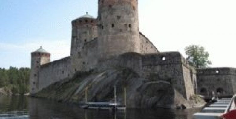 Савонлинна – крепость Олавинлинна (Savonlinna – Olavinlinna)