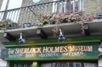 Музей Шерлока Холмса в Лондоне (Sherlock Holmes Museum)