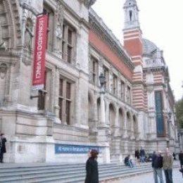 Музей Виктории и Альберта в Лондоне (Victoria and Albert Museum V&A )