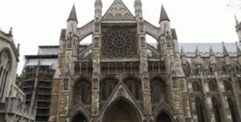 Вестминстерское аббатство в Лондоне (Westminster abbey)