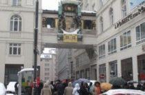Часы АнкерУр (Ankeruhr) – музыкальные часы в Вене