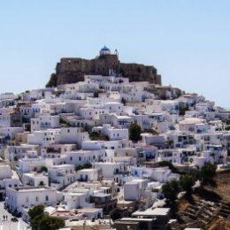 Астипалея (Греция) – остров в Эгейском море, достопримечательности